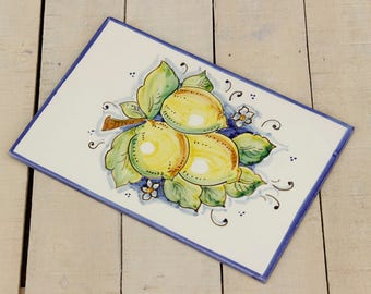Tray of ceramics, table grinder, table cheese, cutting board, chopping, tray, gift opening House