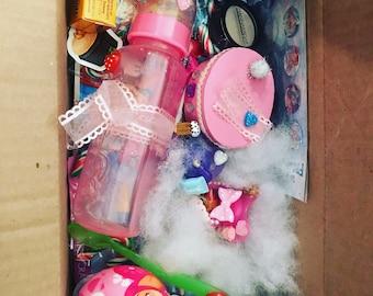 ABDL/DDLG Toy/Jewelry/Accessory Box (Please Read Description)