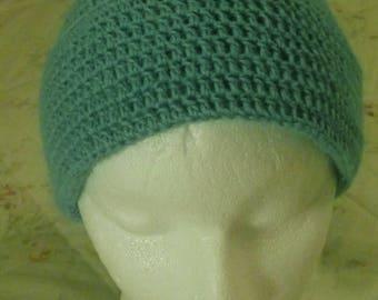 Alpaca Hand Crochet Hat