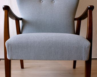 Vintage Nordic Design Armchair
