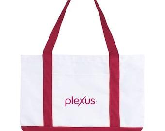 Plexus Large Boat Tote Bag
