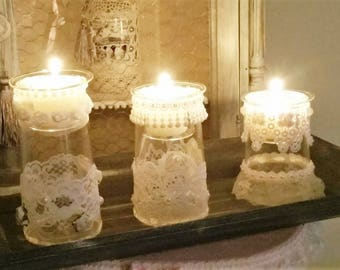Revamped wooden shabby collection the breath of Angel