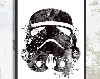 Stormtrooper Helmet Etsy