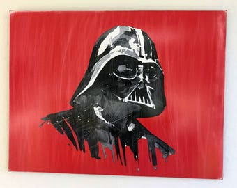 Darth Vader Distressed!