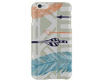 Motorola Moto Z Force Case - Moto Z Droid Case - XT1650 Case #Feathery Tribal Cool Design Hard Phone Case