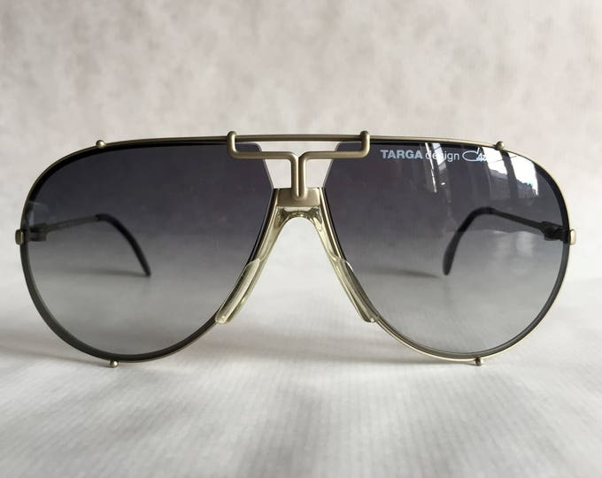 Cazal 901 Col 56 Vintage Sunglasses NOS including Case Made in West Germany