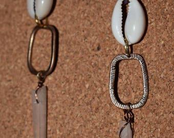 Earthy Boho Earrings