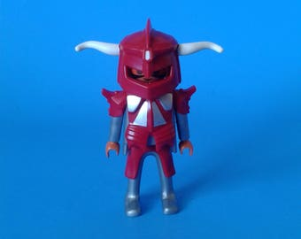 """Playmobil """" Armored Knight Warrior """" 1980's/1990's"""