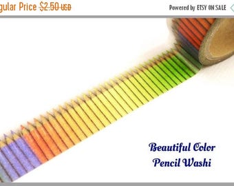 45% OFF Store Except Fall Color Pencil, Washi Tape