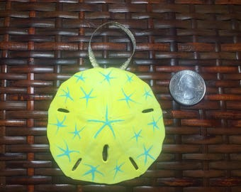 Sand Dollar Ornament 3 to 4 inch