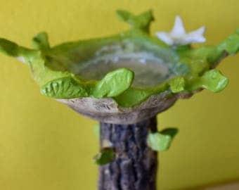 Tree nest - Ceramic Sculpture, Keramik art Sculpture - Nest Tree - unique