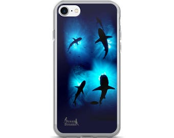 Sharkburst iPhone 7/7 Plus Case