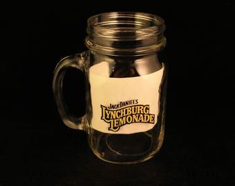 Jack Daniel's Lynchburg Lemonade Mason Jar Recipe Mug