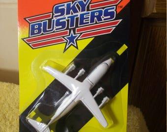Vintage 1994 Matchbox Die Cast Sky Busters Continental 110