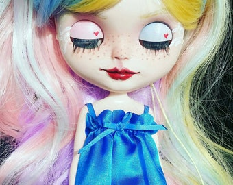 SALE! Custom blythe doll 'Cora' layaway available