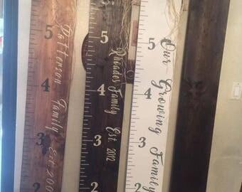 Ruler tick marks for diy ruler