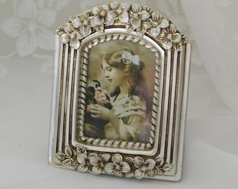 Frame, Silver Frame, Picture frame, Display decor, Mothers Day Gift, Decorative Frame, Home Decor