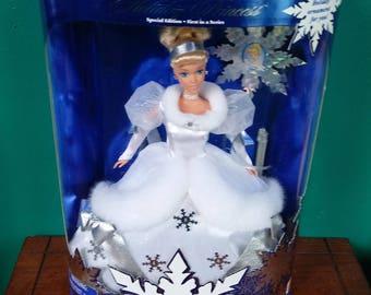 Disney Barbie as Cinderella Doll vintage