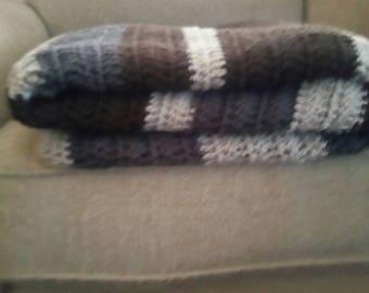 Crochet blanket, crochet afghan, crochet lap throw, crochet, blanket, bedding