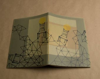 Notebooks that reinvent stationary. This notebook is unique!