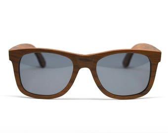 Wayfarer Wood Sunglasses Eco Sunglasses Wooden Sunglasses Bamboo Sunglasses Wooden Glasses Mens Womens Wayfarer Wood Eyeglasses