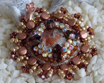 """Firenze"" swarovki Crystal pendant"