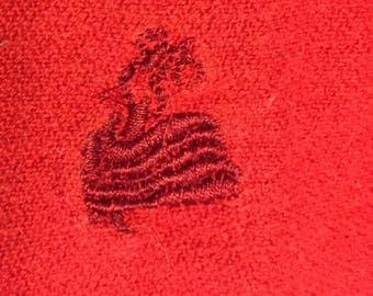 Kitchen towel. Fiesta.