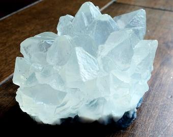 Peppermint Quartz Gemstone Soap