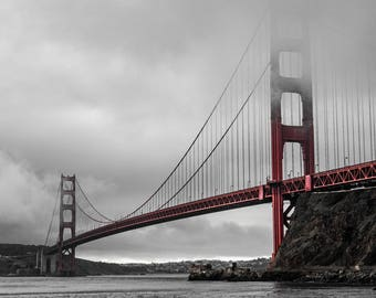 Golden Gate Glory, San Francisco, California