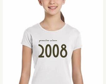 REBAJADO Girl t-shirt GENUINE SINCE...