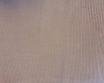 "Light Lavender Pinwale Corduroy Fabric, 18 x 36"" Piece"