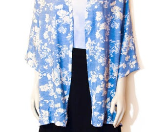 Floral Kimono / 100% Rayon
