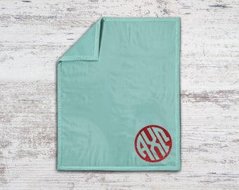 AXO Alpha Chi Omega Monogram Sweatshirt Blanket Throw Greek Licensed Sorority Gift