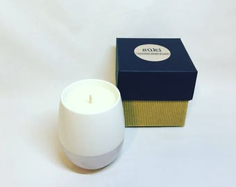 350mL Soy Stardust Candle, Hand Poured