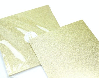 12x12 Glitter Card Stock, 12x12 Glitter Paper, Gold Glitter Paper, Gold Glitter Card Stock, DIY Projects, DIY Invitation