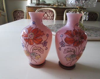 JAPAN MORIAGE VASES