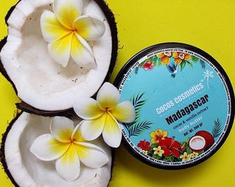 Mothers Day gift / Vanilla Whipped Body Butter / Body Lotion / Whipped lotion / Natural Body Butter / Hand cream
