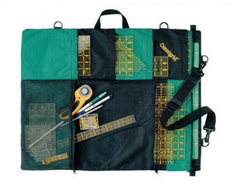 Supply bag patchwork & quilting 55x70cm