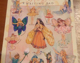 fairy writing pad