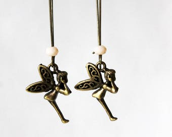 Earrings (small fairy)