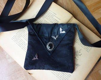 Vampire, Gothic, Victorian evening bag