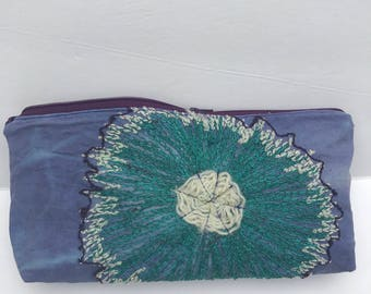 Denim Canvas Bag