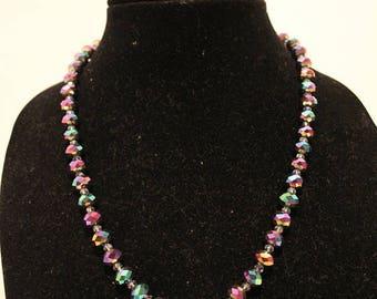 Iridescent Necklace