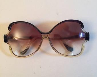 Brigitte Bardot Brigitte Bardot vintage 1965 sunglasses vintage sunglasses