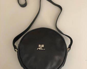 André Courrèges vintage Courrèges vintage leather bag leather bag