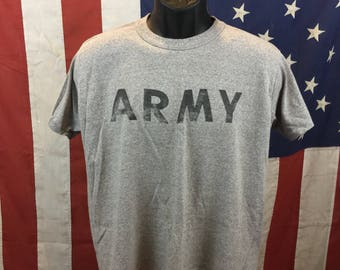 90s US Army pt tee