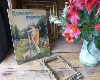 Sunny Hours - Children's Book - Illustrations by Marjorie Dexter