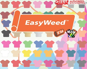 "Siser Easyweed Iron On 15"" x 10 Yards - Mix It Up Available! **FREE SHIPPING**"