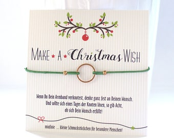 Lucky Bracelet * Make a wish * with a circle of life