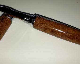 Walnut Roller Ball Pen